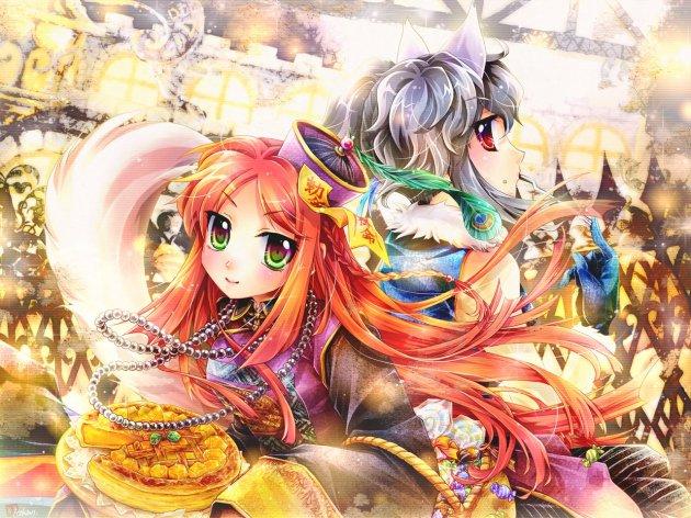Beautiful Anime Girls (75)