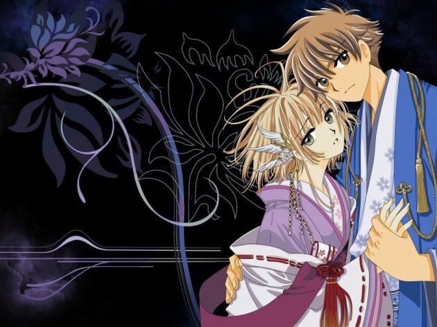 Syaoran & Sakura (1)