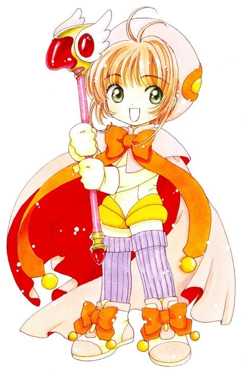 Card Captor Sakura (56) - Kinomoto Sakura