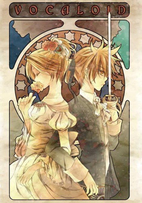 Kagamine Rin and Len (2)
