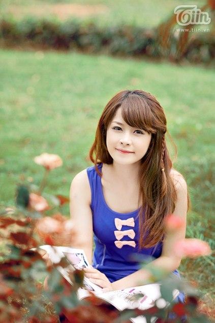 Con gái rất khó hiểu nhưng lại rất dễ - Ảnh: Chi Pu